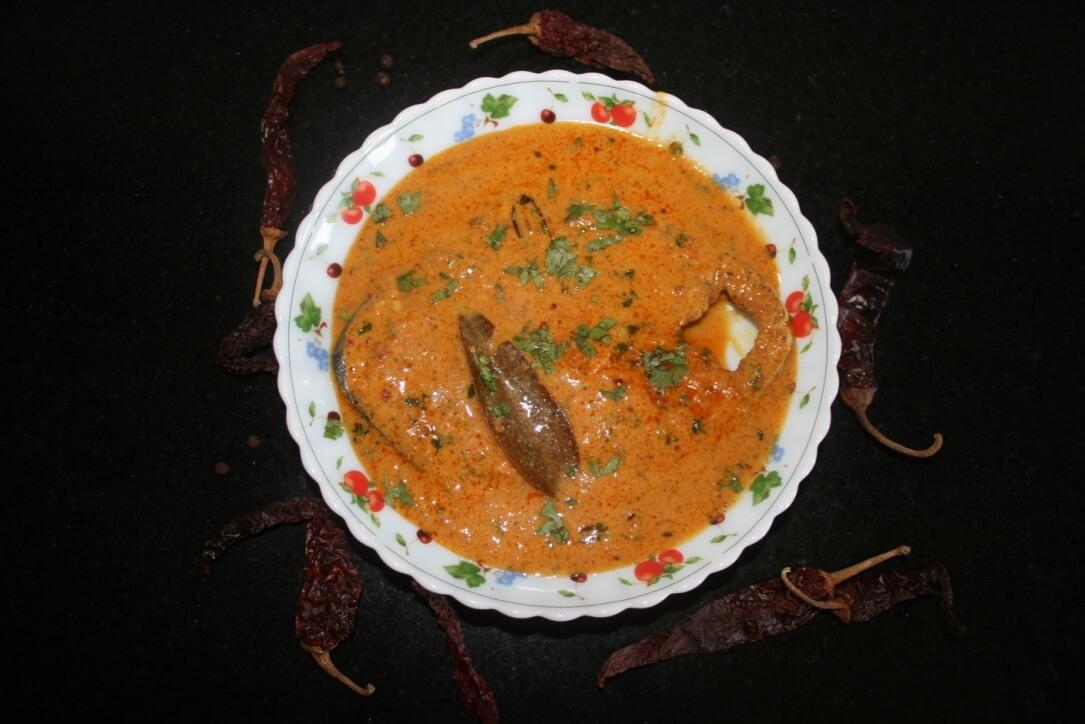 Creamy Fish Masala Gravy | Fish Curry
