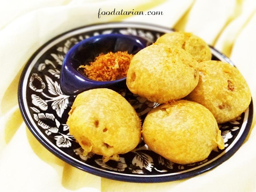 Batata Wada | Potato Wada | Aloo Vada